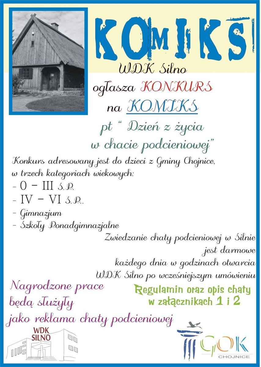 KONKURS - KOMIKS