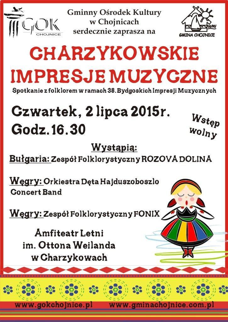 charzykowskie impresje 2015.